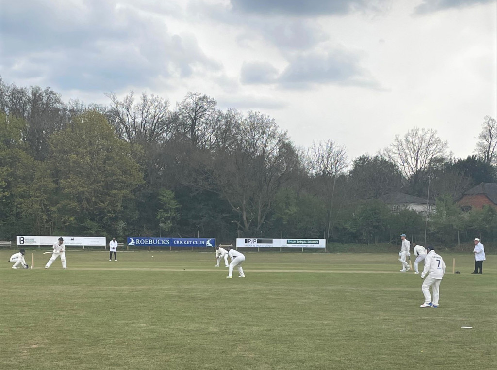 Great opening win for 1st XI!