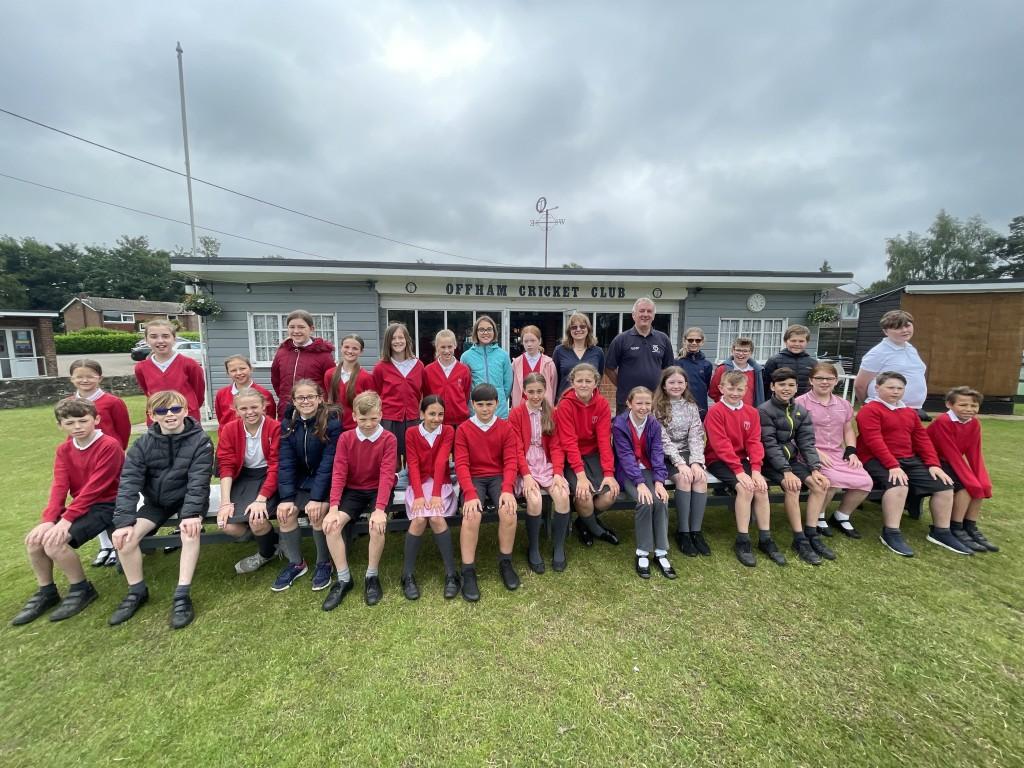 Offham Primary School Visit